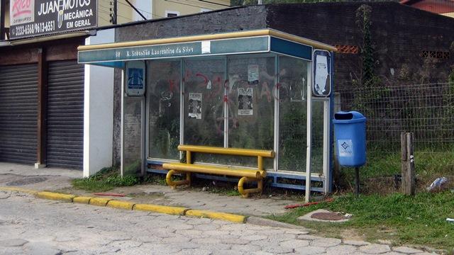 Florianopólis Bus Stop | © TheTurducken