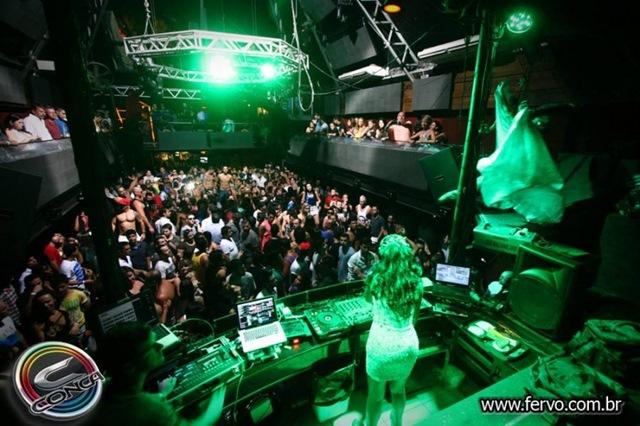 Florianopolis Gay Bars | © Fervo.com.br