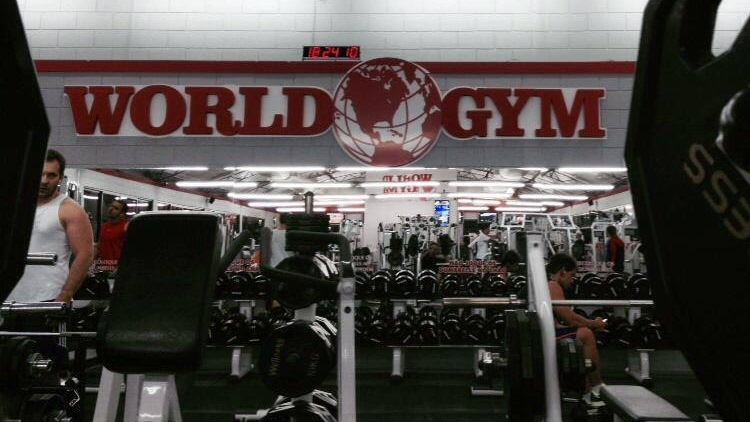 World Gym Florianópolis | © World Gym